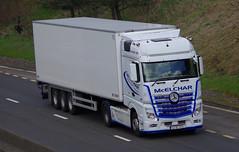McElchar International Transport Mercedes Actros 142-DL-172 (andyflyer) Tags: truck mercedes transport lorry haulage hgv actros roadtransport mercedesactros mcelcharinternationaltransport 142dl172