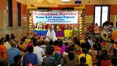 IMG-20160526-WA0024 (sbatemple) Tags: 21st may 12th discourse ramayana 2016 valmiki
