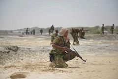 UNSOS-14 (AMISOM Public Information) Tags: africa training ist somalia trainingcamp sna africanunion mogadishu jazera amisom somalinationalarmy tobinjones