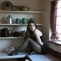 pots and pans (unexpectedtales) Tags: tights imogen panyhose