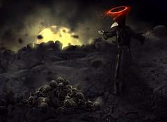 The original HMO (Bel's World) Tags: death magic medieval medical doctor blackdeath plague 3dmodeling daz