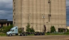 Nice rides (TwinCitiesSeen) Tags: minnesota truck semi twincities tamron2875mm minneap canont3i twincitiesseen