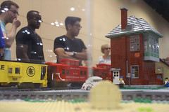 BW_16_Penn-Tex_062 (SavaTheAggie) Tags: pennlug tbrr pentex texas brick railroad train trains layout steam engine locomotive locomotives display yard city