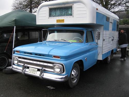 Chevrolet Motorhome