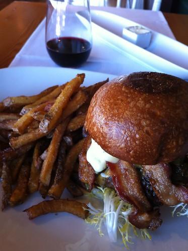 ravine burger