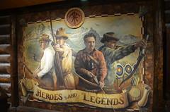 Bass Pro Shop - Springfield, Missouri (Adventurer Dustin Holmes) Tags: mural murals archery bassproshops bassproshop fredbear arthuryoung bassproshopsoutdoorworld howardhill bassprooutdoorworld bassproshopoutdoorworld drsaxtonpope saxtonpope doctorsaxtonpope archeryhalloffameandmuseum archeryhalloffame
