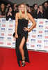 Tess Daly The National Television Awards 2012 (NTA's) - Arrivals London, England