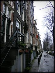 Bloemgracht in Amsterdam (annelies_visser) Tags: holland amsterdam jordaan gracht bloemgracht grachtenpand nethetlands