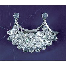"8085 CRYSTAL BALL WALL SCONCE • <a style=""font-size:0.8em;"" href=""http://www.flickr.com/photos/43749930@N04/6807447066/"" target=""_blank"">View on Flickr</a>"