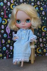 Uma camisa de noite ,oferta da Laura !!!