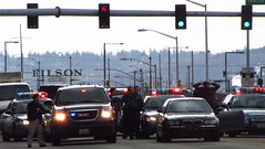 2012-03-16 Suspect in custody (zargoman) Tags: seattle guy car lights washington bad criminal crime cop wa department cruiser lawenforcement seattlepolice spd arrested arrest dodgecharger shootout sirens suspect standoff policecars fordcrownvictoria policescene nleaf nleafexclusive policesurround