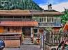 An old mountain house (Forest (GKweb.it)) Tags: house mountain mountains montagne canon oldhouse woodenhouse montagna topaz adjust sx20 lagorai predazzo denoise topazadjust topazdenoise canonsx20is canonsx20 denoise5