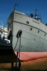 Bradbury (Cindy's Here) Tags: canada canon marine ship manitoba anchor bradbury aground drydock selkirk marinemuseum ourdailychallenge