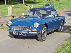 251 MG C Roadster (1968) (robertknight16) Tags: mg british 1960s bmc worldcars 194570