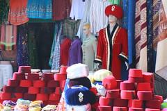 Istanbul,Turkey (CTPPIX.com) Tags: voyage trip travel vacation hat canon turkey eos souvenirs urlaub turkiye istanbul fez ctp giftshop turchia ayasofya turkei 40d christpehlivan ctppix ctppixcom
