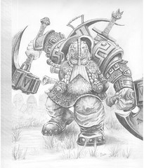 Battle Dwarf