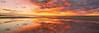 Radiance (Luke Austin) Tags: ocean sunset reflection beach stitch vivid panoramic westernaustralia dunsborough yallingup tiltshift lukeaustin injidup 45mmtse