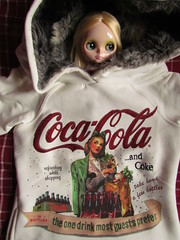 Coca-Cola Hoodie :)