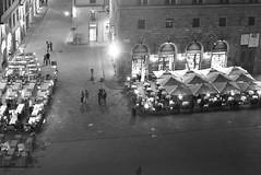 Firenze Signoria (Ettore C) Tags: italy night florence italia firenze piazza palazzo vecchio signoria rivoire