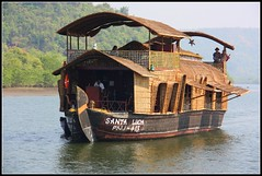 Rice Boat, Goa. (konstantynowicz) Tags: india goa riceboat chaporariver mygearandme mygearandmepremium mygearandmebronze mygearandmesilver mygearandmegold mygearandmeplatinum mygearandmediamond