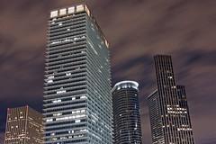 Exxon Building (wrxkaboom) Tags: night texas houston exxonbuilding