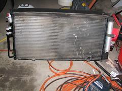 IMG_7412 (snackerz) Tags: 2006 subaru ac sti replace condenser