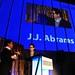 Trina Vargo and J.J. Abrams