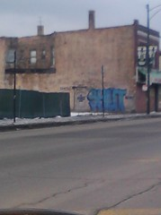 SHUT AIC (chitownkid9) Tags: street chicago art graffiti pieces tags block burners busters scribes fills