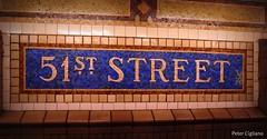 51st Subway (NYCUrbanScape) Tags: city nyc newyorkcity urban subway gotham e510