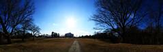 LaSalle Panorama (KayvonM) Tags: park trees sky panorama ontario canada canon rebel lasalle 1855mm xs