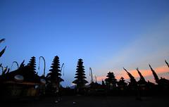 Sore Di Pura Ulun Danu Batur (I NYOMAN SURASA) Tags: kintamani
