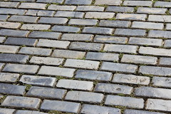 Adoquines del Viejo San Juan (twiga_swala) Tags: world old blue heritage puerto san juan unesco rico cobblestones lane pr adoquines azules humanidad patrimonio pavestones