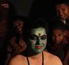 Chamkkara Vijayan with young fans (mopasang valath) Tags: india dance kerala kathakali mopasang mopasangvalath nalacharitham kalamandalamvijayakumar classicalartform champakkaravijayan