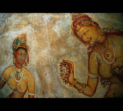 Graffiti (suganth007) Tags: heritage history tourism google asia south sri lanka suga sigiriya thiru sigiria googlecouk suganthan googlecoin thiruneelakandan