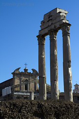"""Temple of Castor and Pollux • <a style=""""font-size:0.8em;"""" href=""""http://www.flickr.com/photos/89679026@N00/6980284241/"""" target=""""_blank"""">View on Flickr</a>"""