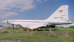 CCCP-77108 - 1975 build Tupolev Tu-144S, at the Samara State Aerospace University (egcc) Tags: samara tupolev aeroflot 042 tu144 tu144s kuybyshev smyshlyaevka uwws stateaerospaceuniversity samararesearchinstitute cccp77108