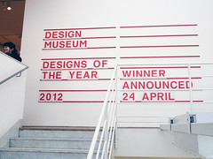 Designs of the Year 2012 @ Design Museum (everydaylife.style) Tags: uk london design unitedkingdom designmuseum