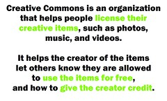 What is Creative Commons? (Enokson) Tags: school copyright white signs black green site edmonton classroom symbol library libraries internet banner creative free commons class cc noticeboard credit website header displays creativecommons license signage phrase schools bulletinboard banners webpage derivatives organization homepage share toppers headers topper alike middleschool sharealike licensing juniorhigh bulletinboards attribution librarysignage schoolroom librarydisplays tackboard noncommercial librarysigns middleschools freeuse creativecommonslicense noderivatives juniorhighschools classdecoration classroomdecoration schooldisplays vblibrary enokson librarydecoration schooldecoration jenoksondisplay enoksondisplay jenoksondisplays enoksondisplays