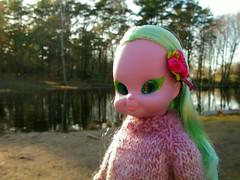 Emerald Witch (Helena / Funny Bunny) Tags: vintage doll 1972 esmeralda funnybunny emeraldwitch högsbohöjd torpadammen 20120321 fbfashion