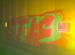 stie (RealestForreal) Tags: train graffiti trains boxcar freight boxcars freights tbox ttx rbox fr8 railbox graffititrain stie graffitifreight