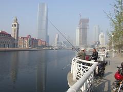 Tianjin  Haihe (River) (Filip M.A.) Tags: china  tianji