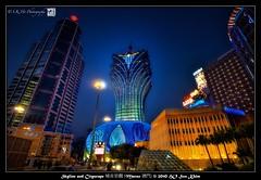 Macao  - Cityscape  (SKHO ) Tags: travel urban skyline architecture night lowlight nikon cityscape nightshot casino macau structural macao   d700 nikond700 worldtrekker