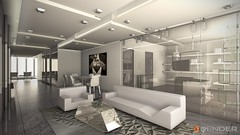 St. Regist Bal Harbour Residences Project (Render Solutions) Tags: architecture miami render visualization render3d renderhd