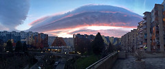 Strange clouds over Geneva (xveair) Tags: