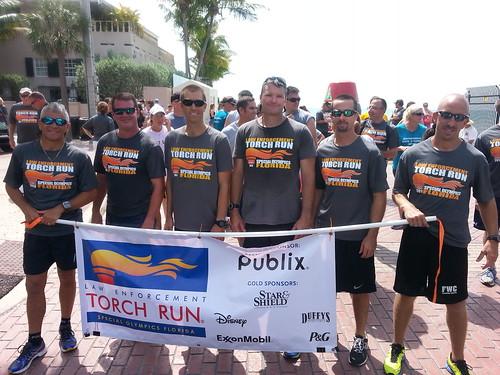 Key West Torch Run