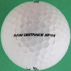 Slazenger - RAW DISTANCE SPIN (Leo Reynolds) Tags: canon ball golf eos iso100 squaredcircle 60mm golfball f160 0167sec 40d hpexif 033ev xleol30x sqset104 xxx2014xxx