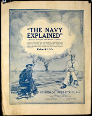 """The Navy Explained"" (Madison Historical Society) Tags: old usa history museum photo interesting nikon flickr image connecticut interior military text country wwi picture newengland ct indoor worldwari historical inside greatwar firstworldwar mhs conn 1stworldwar d600 bostonpostroad nikond600 leeacademy madisonhistoricalsociety madisonhistory bobgundersen"