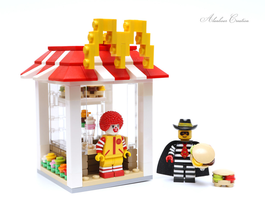 The World\'s Best Photos of hamburglar and mcdonalds - Flickr Hive Mind