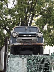 DATSUN210 (mega_midget_racer) Tags: cars abandoned car  rustycars