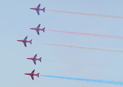 Red Arrows at Blackpool 2016 - 3 (Tony Worrall Foto) Tags: show county uk blue red england sky english plane fun town fly high tour place northwest aircraft air country north visit location tony lancashire resort formation airshow event coastal area arrows northern blackpool redarrows soar stunt lancs fylde dislay areo fyldecoast worrall welovethenorth areonutical 2016